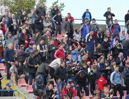 FC Bihor se pregăteşte de sărbătoare încă de la meciul cu CSM Râmnicu-Vâlcea