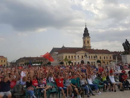 Întâlnirea cu campionii de la CSM CSU Oradea se mută la Arena Antonio Alexe!