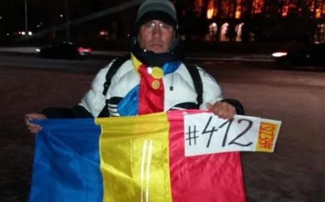 Culmea protestelor: Surdo-mut amendat pentru că… a scandat lozinci anti-PSD! (VIDEO)