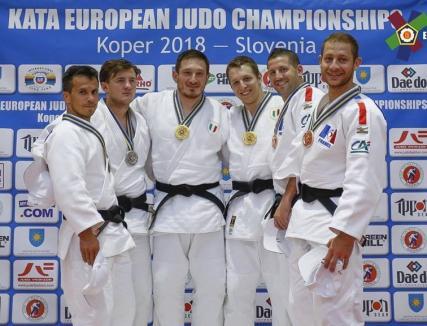 Noi medalii internaționale pentru orădenii  Iulian Surlă și Aurelian Fleisz