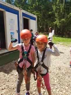 Aventuri pentru juniori: BIHOREANUL vă prezintă mai multe tabere disponibile în Oradea şi în zone pitoreşti din Bihor(FOTO)