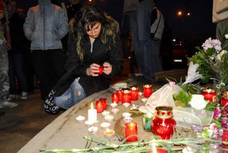 Omagiu în memoria lui Takacs Norbert, la un an de la moartea sa (FOTO)
