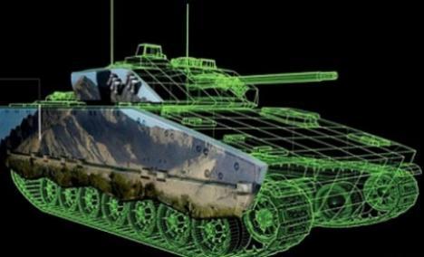 """""""Cincinalul"""" britanicilor: lansarea unui tanc invizibil"""