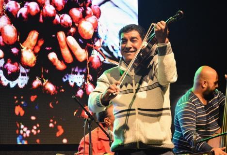 Filme şi muzică: Taraf de Caliu va cânta, sâmbătă, în Parcul Cetăţii, la Oradea Summer Film