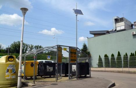 33 de baterii fotovoltaice, furate din ţarcurile de deşeuri din Oradea