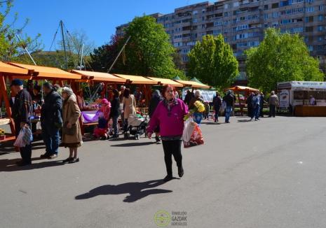 Târgul Gusturilor și Produselor din Valea Ierului, organizat din nou la Oradea