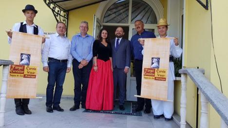 A început Târgul Corvinilor, la Lugașu de Jos! (FOTO)
