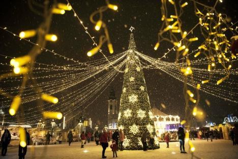 Unde ieşim săptămâna aceasta: Începe Târgul de Crăciun!