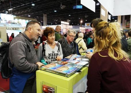 În lume, după turişti! Oradea s-a promovat la Viena, Tel Aviv, Budapesta şi Berlin (FOTO)
