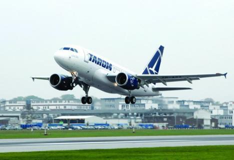 Ofertă şoc a companiei Tarom: Transport gratuit pentru zboruri interne!