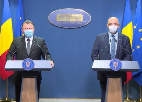 Criza Covid-19: Autoritățile au anunțat noi restricții (VIDEO)