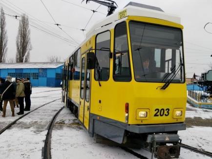 OTL va cumpăra 20 de tramvaie Tatra second-hand, care acum circulă prin Berlin