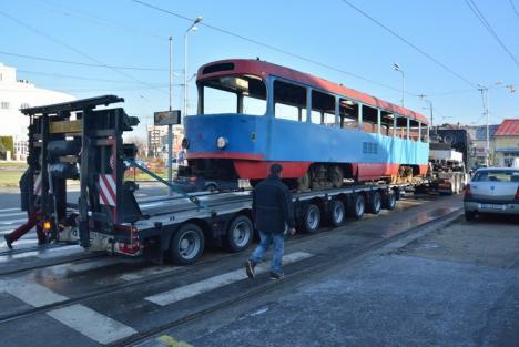 OTL pregăteşte modernizarea tramvaielor vechi Tatra