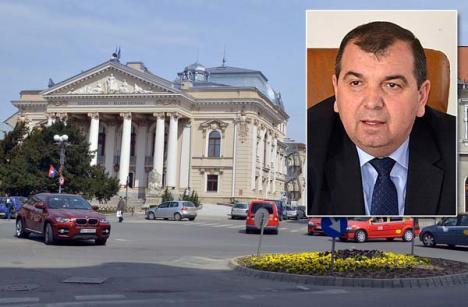 Prefectul, contra Teatrului Maghiar Oradea