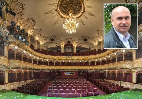 Nelinişte în lumea artistică din Oradea: Ilie Bolojan le-a spus actorilor că ar putea avea contracte pe perioade scurte și că vrea să unească instituţiile de cultură