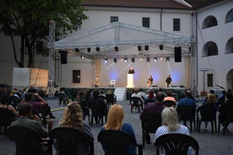 În aer liber! Spectacolele Teatrului și concertele Filarmonicii se vor organiza în incinta Cetății Oradea