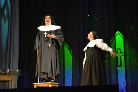 Festivalul Internațional de Teatru Oradea a început cu celebrul musical 'Sunetul muzicii' (FOTO)