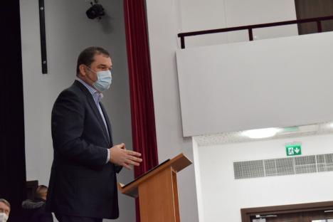 Ministrul Cseke a inaugurat căminul cultural din Săcueni după doi ani de reabilitare (FOTO)