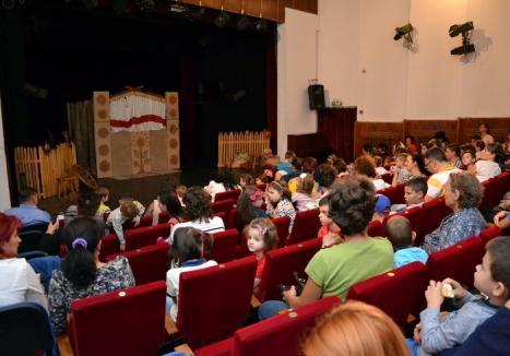 Sala Arcadia a Teatrului Regina Maria a fost închisă din cauza instalaţiei electrice cu probleme