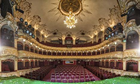 European Music Open se ţine în sala Teatrului