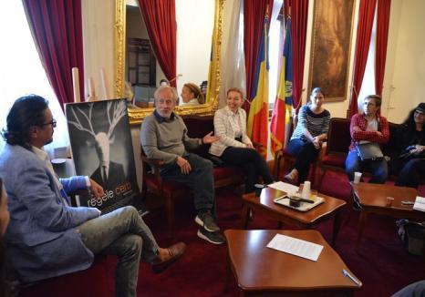 Festivalul Internaţional de Teatru de la Oradea debutează cu premiera 'Regele Cerb'. Vezi programul complet!