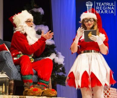 Surprizele lunii decembrie la Teatrul Regina Maria din Oradea (FOTO)