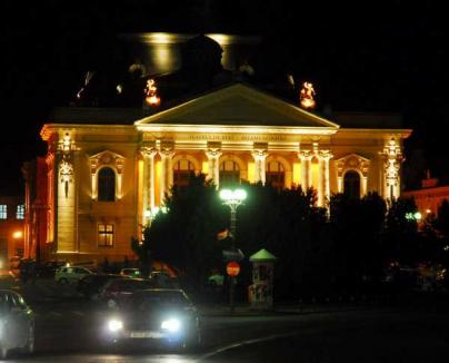Orădenii, chemaţi la manifestaţie împotriva desfiinţării Teatrului de Stat