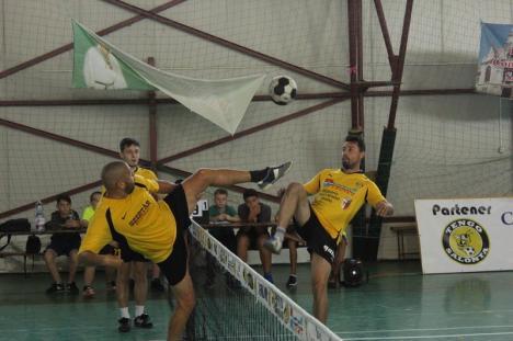 Salonta va găzdui în weekend Cupa Tengo la futnet (FOTO)