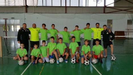 Calificaţi în play-off-ul Interligii, sportivii de la Tengo Salonta revin la jocurile din campionatul intern (FOTO)