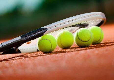 Încă o competiţie de tenis în Oradea: Cupa Vulturul Negru