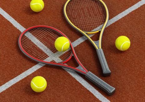 Turneu de tenis la Oradea: micii sportivi vor concura pentru Cupa Prima