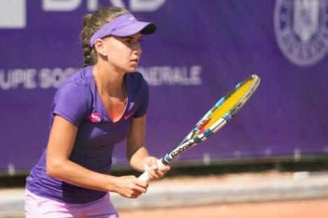 Bihoreanca Irina Bara, în ultimul tur al calificărilor la Roland Garros