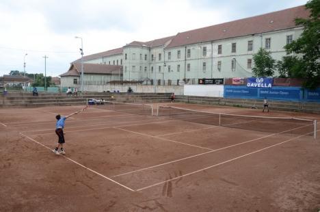 Sâmbătă demarează un nou curs gratuit de tenis pentru copii, la baza Voinţa
