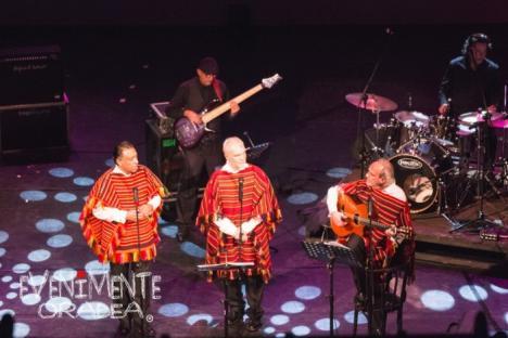 Spectacol caritabil la Teatru: Trei tenori ai Operei Scala din Milano au concertat la Oradea