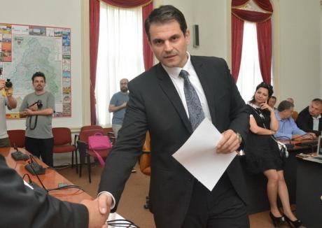 Şef nou la Direcţia Silvică Bihor: Un consilier judeţean PNL, fost director tehnic al instituţiei