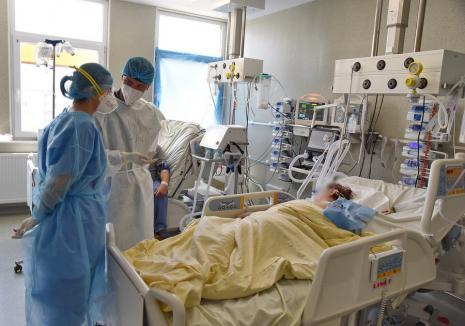 Primele infectări cu Covid, varianta Delta, confirmate în Bihor. Încă o persoană a murit, se suplimentează paturile ATI