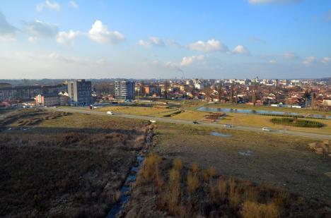 Oradea verde: Primăria va amenaja o grădină botanică cu seră, restaurant şi centru de cercetare pe terenul viran de lângă Parcul Salca