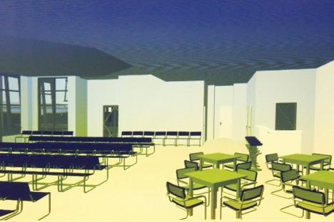 Cum va arăta noul terminal al Aeroportului Oradea. Constructorul începe lucrările (FOTO)