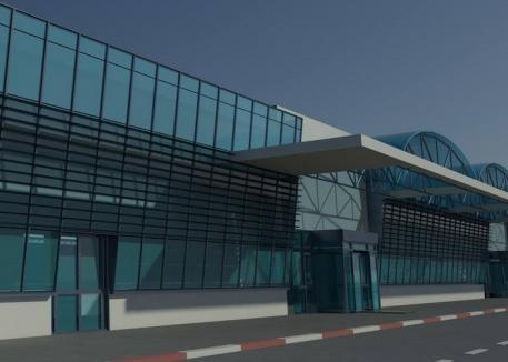 Contestaţiile au fost respinse. Se pregătesc lucrările la noul terminal al Aeroportului Oradea