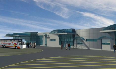Aglomeraţie garantată: Licitaţia pentru construcţia noului terminal al Aeroportului Oradea a fost contestată