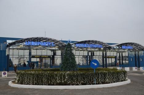 Aleşii bihorenilor au decis: Aeroportul Oradea va avea încă un terminal pentru pasageri până la finele anului