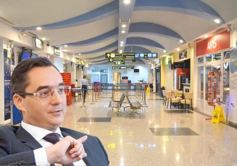 Primarul din Debreţin respinge o alianţă cu Aeroportul din Oradea: Nu ne speriem de competiţie!