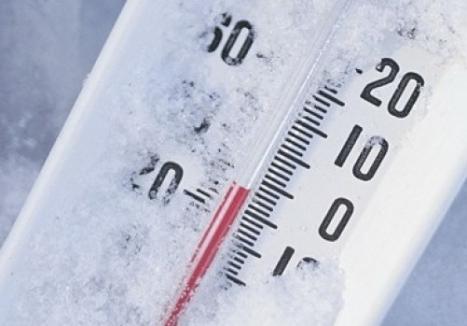Cum va fi vremea în următoarele două săptămâni: În Crişana, urmează zile cu temperaturi negative