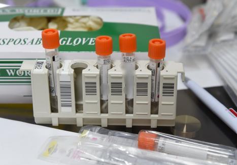 9 cazuri active de Covid-19 în Bihor, dintre care 5 la Terapie Intensivă. Un caz, depistat în ultima zi