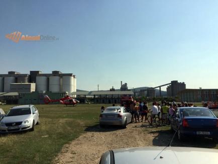 Tragedie în Ţeţchea: Un tânăr de 20 de ani a murit, după ce a fost atacat cu o motocoasă electrică (FOTO)