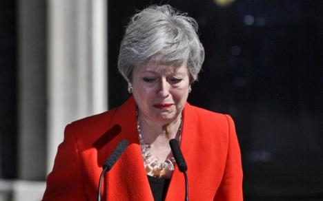 Brexit, misiune neîndeplinită: Theresa May și-a anunțat demisia (VIDEO)