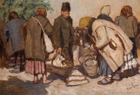 Oradea ieri, Oradea azi: Povestea vieţii lui Ernő Tibor, unul din pictorii faimoşi ai Europei (FOTO)