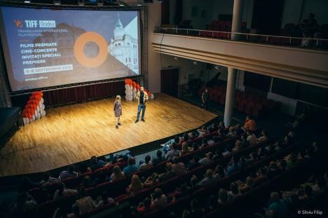Filmele româneşti, în topul preferinţelor publicului la TIFF Oradea (FOTO)