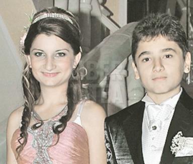 Nepotul unui rege al ţiganilor a avut nuntă de un milion de euro