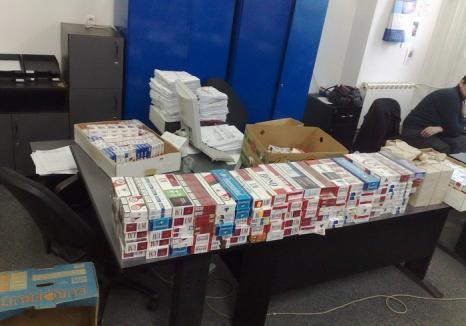 Acorduri de recunoaștere a vinovăției în dosarul filierei de contrabandă cu ţigări pornit de un pompier din Salonta